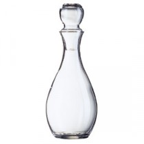 Arcoroc Elegance Decanter and Stopper 1L/35.2oz