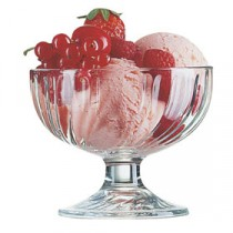 Arcoroc Sorbet Coupe Footed Sundae 38cl/13.5oz