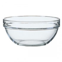 Arcoroc Empilable Stacking Salad Bowl 17cm