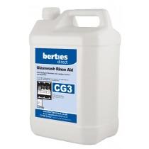 Berties CG3 Automatic Glasswash Rinse Aid