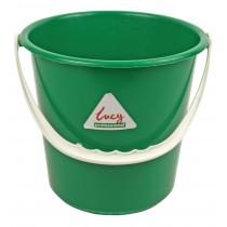 Berties Round Bucket Green 9Ltr