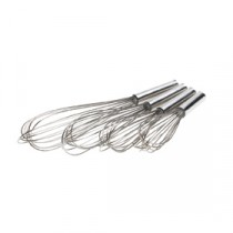 Genware Heavy Duty Balloon Whisk 250mm