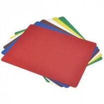 Genware Flexible Chopping Board Set 385x304x1.4mm
