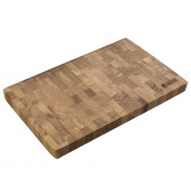 Kitchencraft White Oak Butchers Block 400x240x30mm
