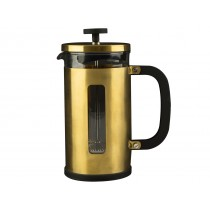 La Cafetiere Brushed Gold Pisa Cafetiere 350ml