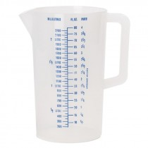 Berties Plastic Measuring Jug 2.2 Litre