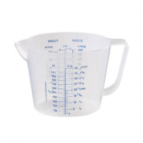 Berties Plastic Measuring Jug 1 Litre