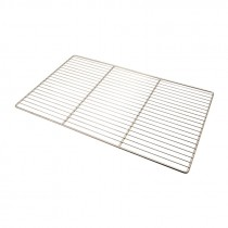 Genware Stainless Steel Heavy Duty Oven Grid 60x40cm