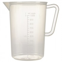 Berties Polypropylene Measuring Jug 1L