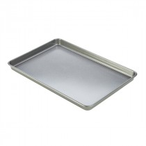 Genware Carbon Steel Non-Stick Bake Tray 39x27cm