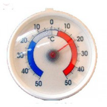 Genware Dial Freezer Thermometer -50 to +50 deg C