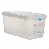 Berties Gastronorm Storage Box 1/3 150mm Deep 6L