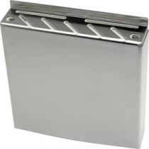 Genware Wall Knife Box 300x320x65mm