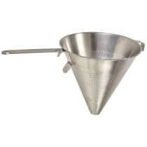 Genware Conical Strainer 180mm Diameter