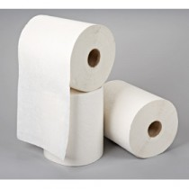 Berties Control Useage Roll Towel White