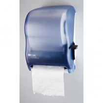 Berties Control Useage Roll Towel Lever Dispenser White