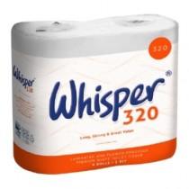 Berties Toilet Tissue 2 ply 320 sheet
