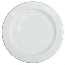 "Churchill Alchemy White Plate 16.5cm/6.5"""