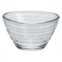 Genware Glass Ramekin Ribbed 6.5cl-2.25oz