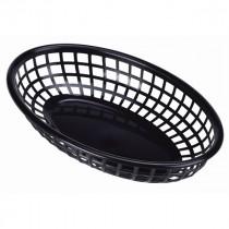 Berties Fast Food Basket Black 23.5x15.4cm