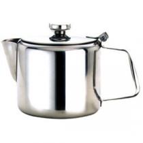 Genware Stainless Steel Teapot 330ml