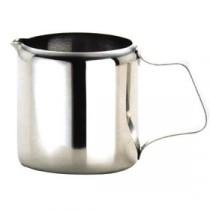 Genware Stainless Steel Milk or Water Jug 5oz