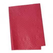 Swantex Red Embossed Paper Slip Cover 90cm