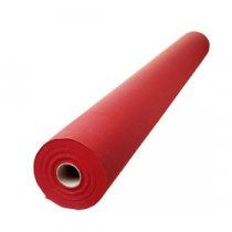 Swantex Swansoft Red Banquet Roll 120cm x 40m