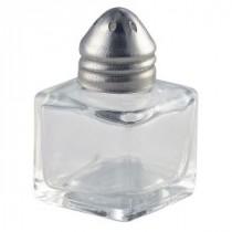 Genware Mini Glass Pepper 3x5.5cm