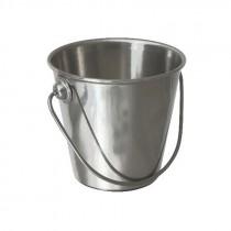 Genware Stainless Steel Premium Serving Bucket 7cm 15cl