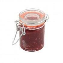 Genware Glass Terrine Jar 50ml 6.3x4.5cm