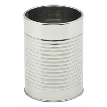 Genware Stainless Steel Can 7.8x10.8cm