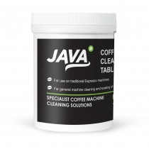 Java Bean to Cup Machine Cleaning Tablets