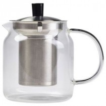 Genware Glass Teapot 70cl/24.75oz