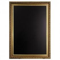 Berties Gold Frame Wall Chalkboard 85x65cm