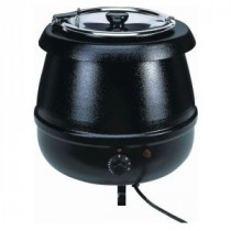 Genware Soup Kettle Electric Wet Heat 10 Litre 34x34x39cm 0.4Kw